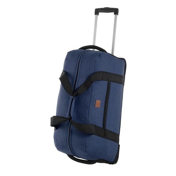 Rada Reisetasche mit Rollen RT/32/M 78l blue 2 tone cognac