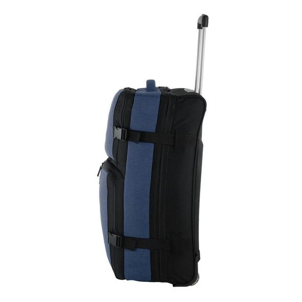 Rada Reisetasche mit Rollen RT/31/L 88l blue 2 tone cognac