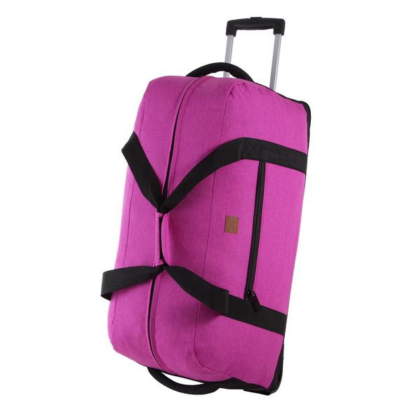 Rada Reisetasche mit Rollen RT/32/L 82l pink 2tone cognac