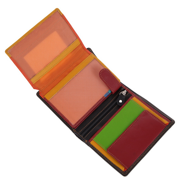Rada Hochkantbörse A/14/N black/multicolor
