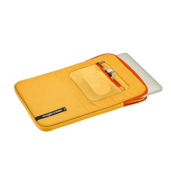 Eagle Creek Laptophülle Pack-It Reveal Laptop Sleeve L sahara yellow