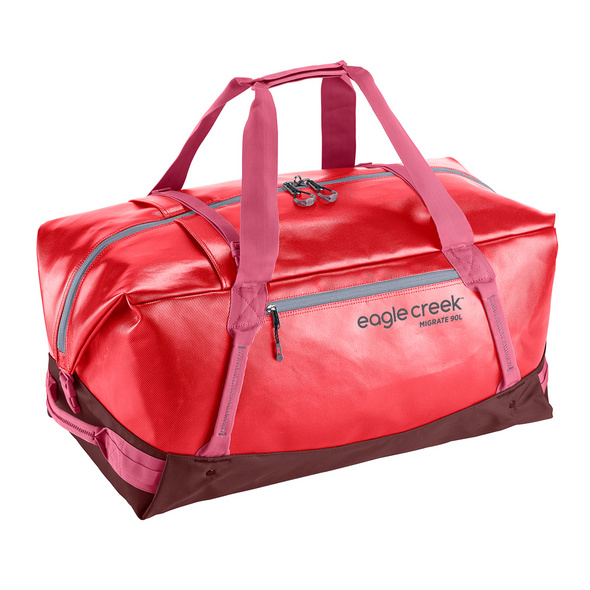 Eagle Creek Reisetasche Migrate Duffel 90l coral sunset