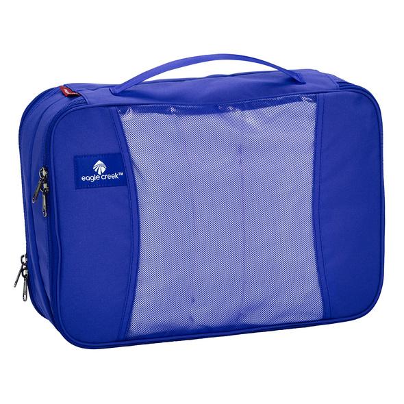 Eagle Creek Kleidersack Pack-It Clean Dirty Cube M blue sea