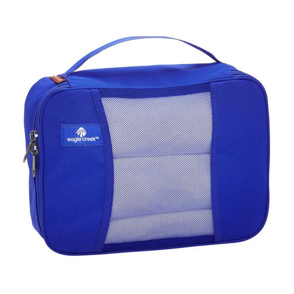 Eagle Creek Packhilfe Pack-It Half Cube blue sea