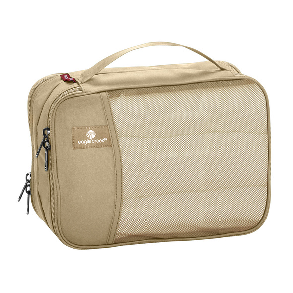 Eagle Creek Packhilfe Pack-It Clean Dirty Cube S tan
