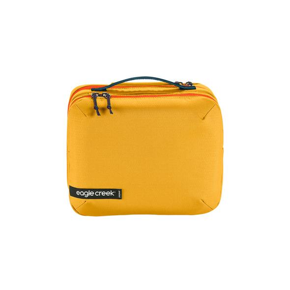 Eagle Creek Kulturbeutel Pack-It Reveal Trifold Toiletry Kit sahara yellow