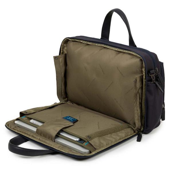 """Piquadro Laptoptasche 15"""" schwarz"""