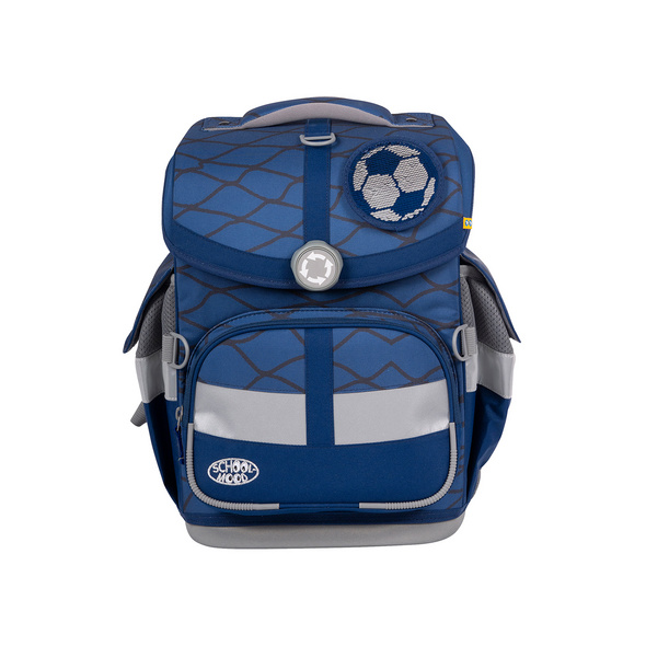 School-Mood Schulranzen-Set 7tlg. Timeless Eco Air 23l Max Fußball