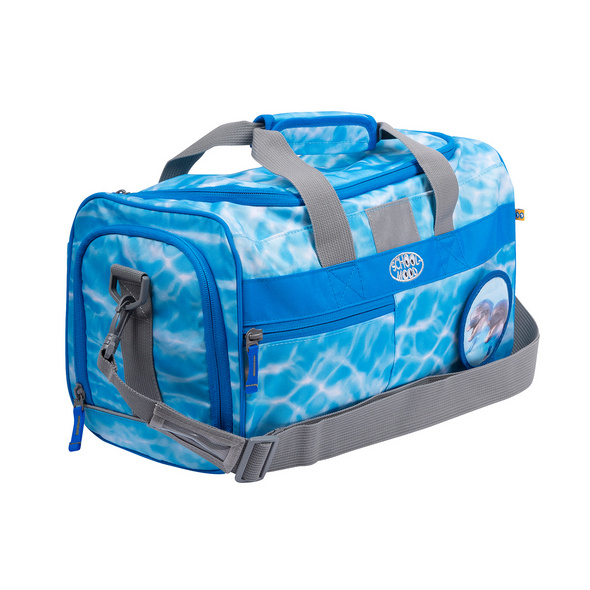 School-Mood Sporttasche 18l Lisa Delphin