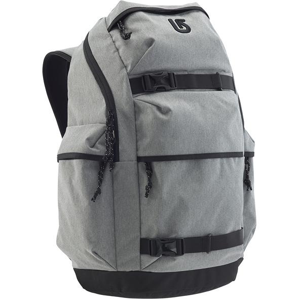 Burton Rucksack Kilo Pack 27l grey heather
