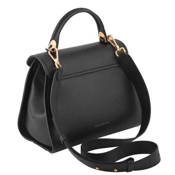 Coccinelle Kurzgriff Tasche Marvin S noir