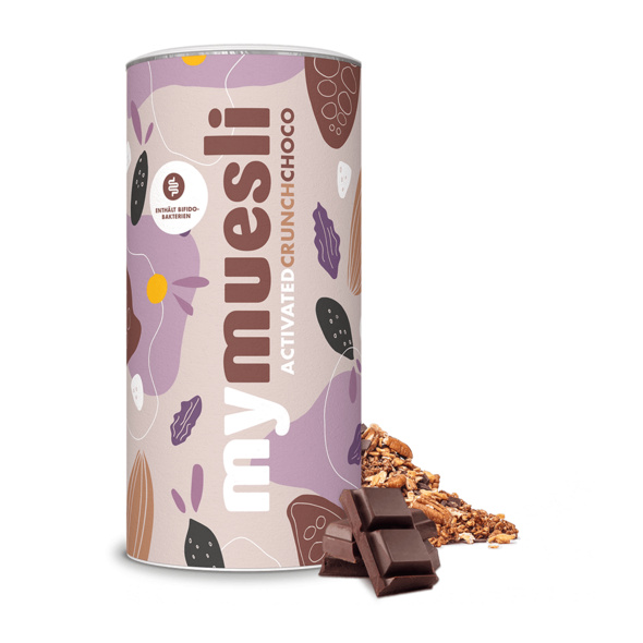 Activated Crunch Choco