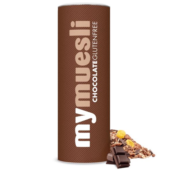 Glutenfree Chocolate Müsli