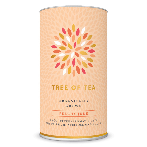 Tree of Tea Peachy June