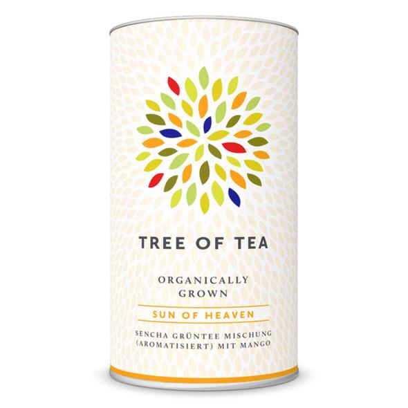 Tree of Tea Sun of Heaven