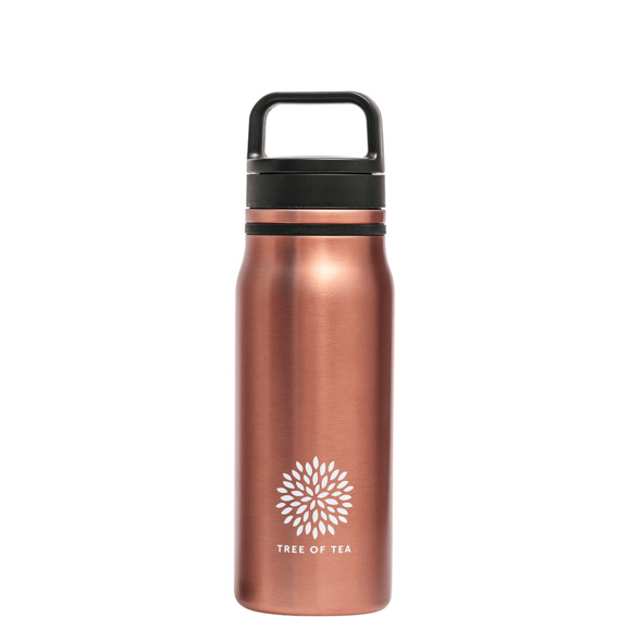 Thermo 2go Bottle rosegold