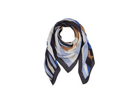 Feiner Print-Schal aus Viskose - Tuchschal