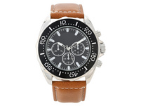 Herren Uhr - Handsome in Brown