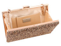 *schlechte Abverkäufe* Clutch-Box - Elegant Glam