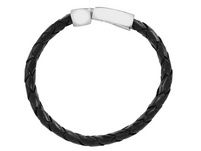 Armband - Black Leather
