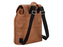 Rucksack aus Softleder - Silver Lake Backpack L