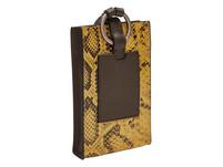 Handy-Handtasche in Schlangenhautoptik - Turlington Snake Mobile Pouch