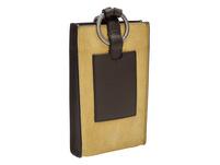 Handytasche aus Wildleder zum Umhängen - Turlington Mobile Pouch