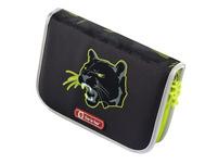 Step by Step Schulranzen-Set 4tlg. Touch 2 Flash Wild Cat