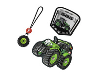 Step by Step Ergänzungsset Magic Mags Green Tractor