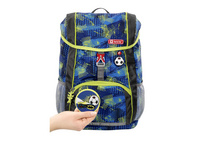 Step by Step Kinder Rucksack Set 3-tlg. Kid 13l Soccer Team