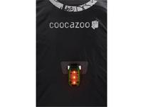 coocazoo Regenhülle Weeper Keeper black reflect