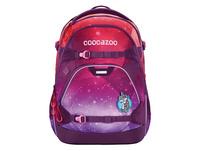 coocazoo Schulrucksack ScaleRale OceanEmotion Galaxy Pink