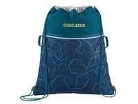 coocazoo Turnbeutel Rocket Pocket 2 laserbeam blue