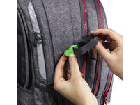 coocazoo Ergänzungsset Kunstleder MatchPatch irish green