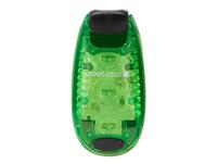 coocazoo LED-Sicherheitsleuchte NightLight grün