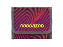coocazoo Klettverschlussbörse CashDash soniclights purple
