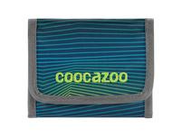 coocazoo Klettverschlussbörse CashDash soniclights green