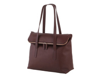 Klatta Shopper Workbag Foldtop taupe