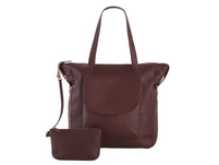 "Klatta Offermann Shopper ""Shopper Bag"" maroon brown"