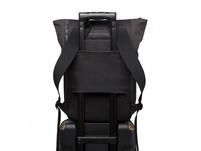 "Salzen Laptoprucksack Plain Backpack Sleek Line 15,6"" ash grey"