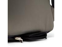 "Salzen Laptop Rucksack Plain Backpack Sleek Line 15,6"" olive grey"