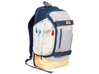 Aevor Rucksack Bookpack 26l bichrome peach