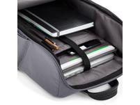 "AEP Laptop Rucksack Alpha Small Essential 13"" pitch black"