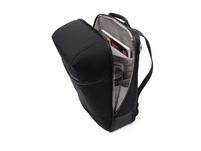 "Salzen Laptop Rucksack Fabric Sharp 15"" phantom black"