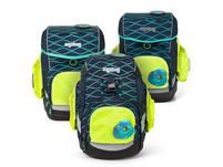 Ergobag Universal Seitentaschen Pack, Cubo, Cubo Light (ab 2020) gelb