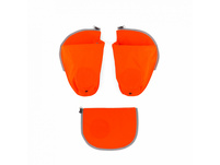 Ergobag Universal Seitentaschen Pack, Cubo, Cubo Light (ab 2020) orange