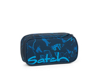Satch Schlampermäppchen Blue Compass