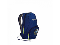 Ergobag Kinder Rucksack ease Small 6l Blaulicht