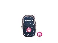 Ergobag Kinder Rucksack Ease Small 6l Bärbel/Dotty