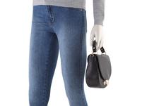Valentino Bags Kurzgriff Tasche Cedar 02P foresta/multicolor
